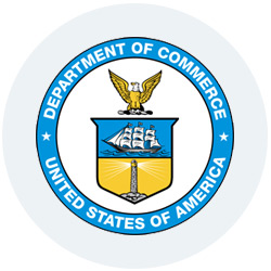 Dept. of Commerce Logo