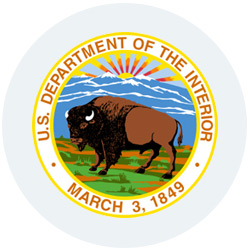 Dept of Interior Logo